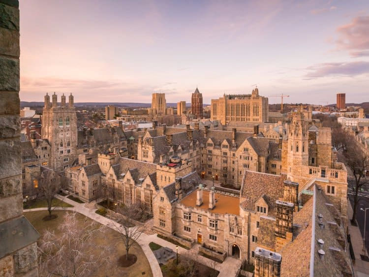 Yale University – New Haven, Connecticut