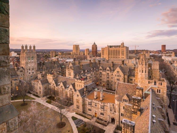 Yale University – New Haven, Connecticut