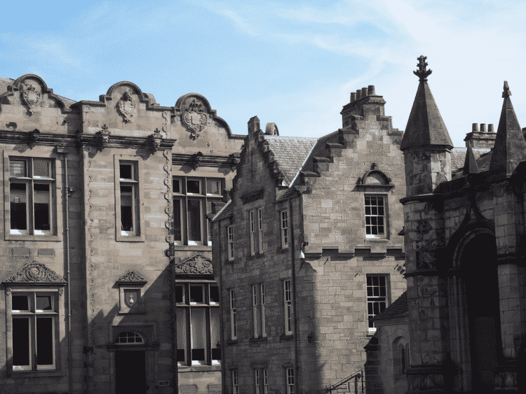 University of St Andrews – St Andrews, Scotland