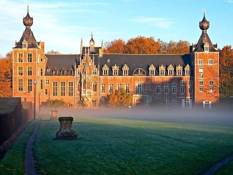 Katholieke Universiteit Leuven – Leuven, Belgium, trường đại học đẹp nhất thế giới
