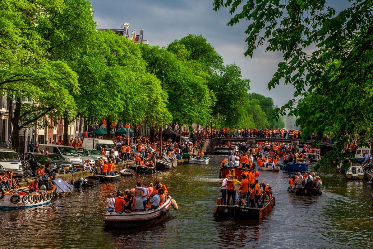 6. Amsterdam, Netherlands — 20.6%