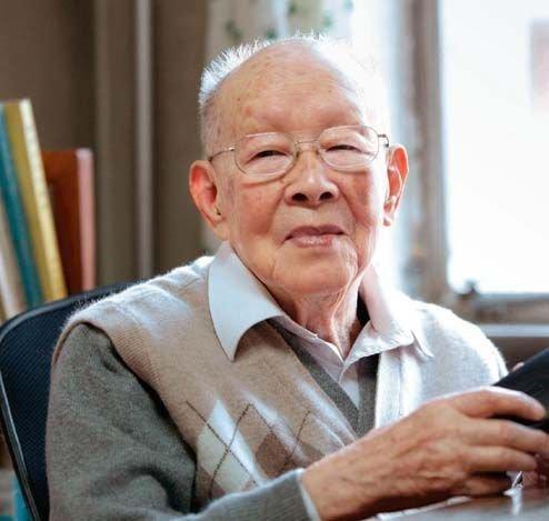Cụ Châu Hữu Quang, 111 tuổi.