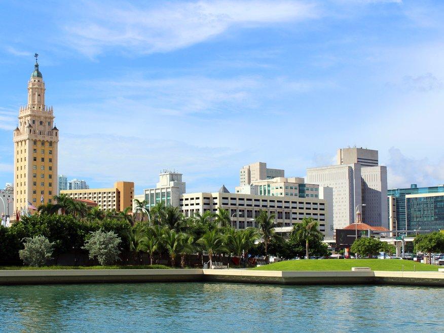 9. Miami, Florida — 19.4%