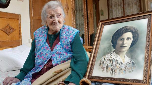 Emma Morano người cao tuổi nhất thế giới