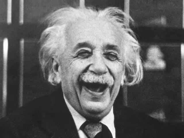 Albert Einstein, người thông minh