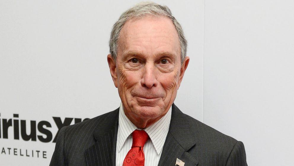 Kết quả hình ảnh cho Michael Bloomberg