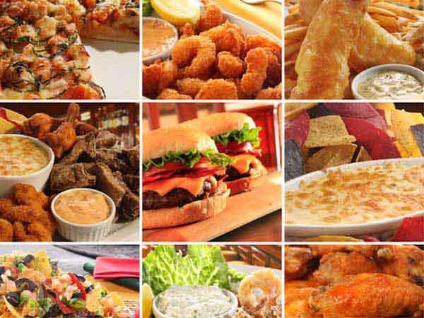 Kết quả hình ảnh cho các đồ ăn nhanh