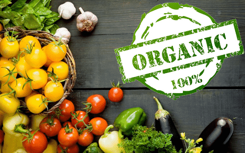 organic food, thực phẩm hữu cơ