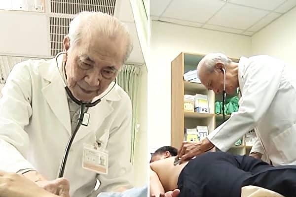 Bác sĩ 81 tuổi tâm huyết với nghề, đợi người trẻ đến thay thế