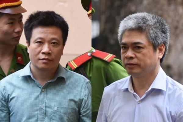 dai an oceanbank: Ha Van Tham va Nguyen Xuan Son