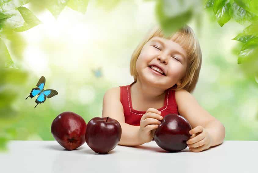 Quả táo dành cho mẹ
