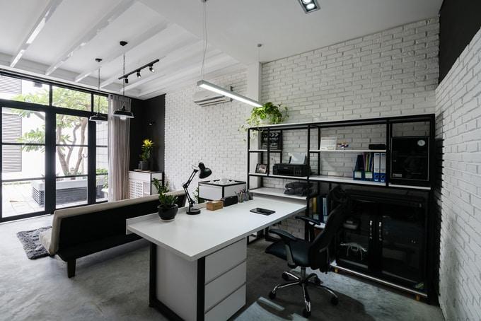 Nhà phố đẹp 110 m2 ở quận 8, TP. HCM (6)