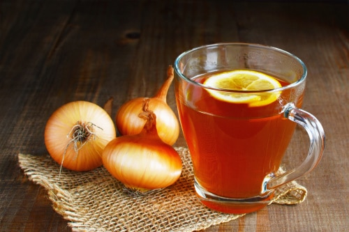 Onions, lemon juice into the warm water bubble 30 points, can improve immunity, prevent colds.
