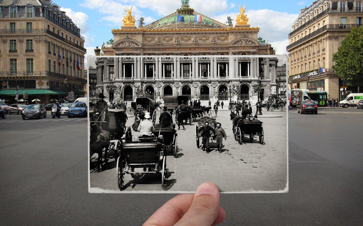 Place de l'Opéra, 1900