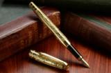 Những mẫu bút máy sang trọng giúp tạo nên hình tượng doanh nhân đẳng cấp