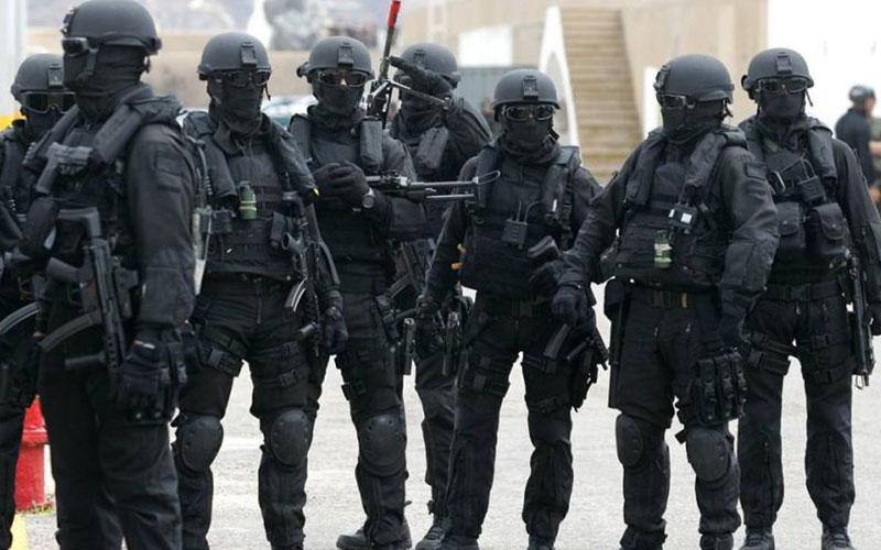 lực lượng đặc nhiệm