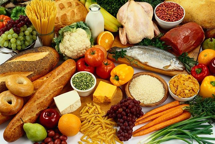 Kết quả hình ảnh cho thực phẩm tốt cho sức khỏe