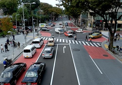 Vì sao tỷ lệ tử vong do tai nạn giao thông của Nhật lại quá thấp?, giao thông nhật bản
