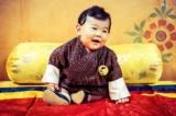 Ngất ngây trước vẻ đáng yêu của Hoàng tử bé xứ Bhutan