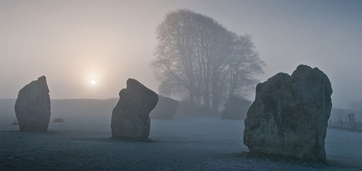 (Ảnh: Avebury Wiltshire)