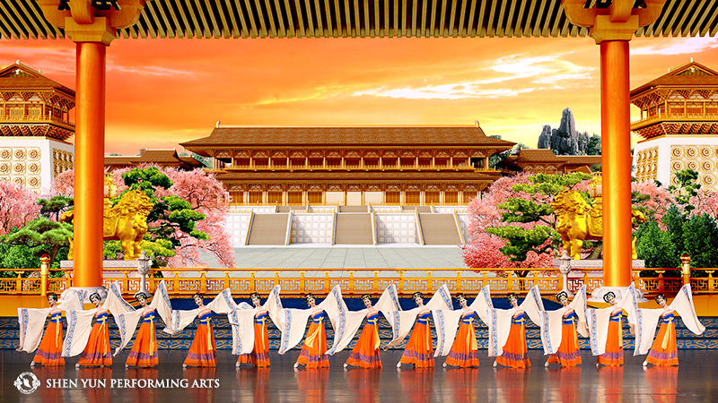 Đoàn nghệ thuật Shen Yun tái hiện lại vẻ đẹp của văn hóa truyền thống