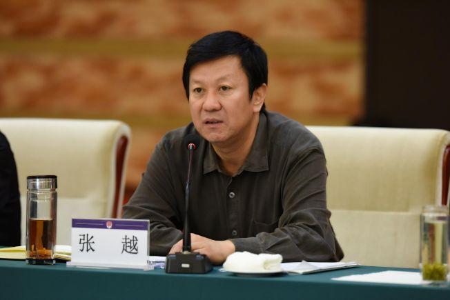 Ông Trương Việt, nguyên Bí thư Ban Chính pháp Trung Quốc bị điều tra vào ngày 16/4 và bị khai trừ khỏi Đảng và miễn nhiệm vào ngày 28/7.