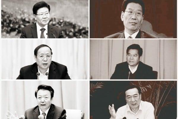 Thay đổi nhân sự trên 6 tỉnh Trung Quốc.