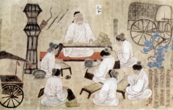 Khổng Tử nói về người trí thức