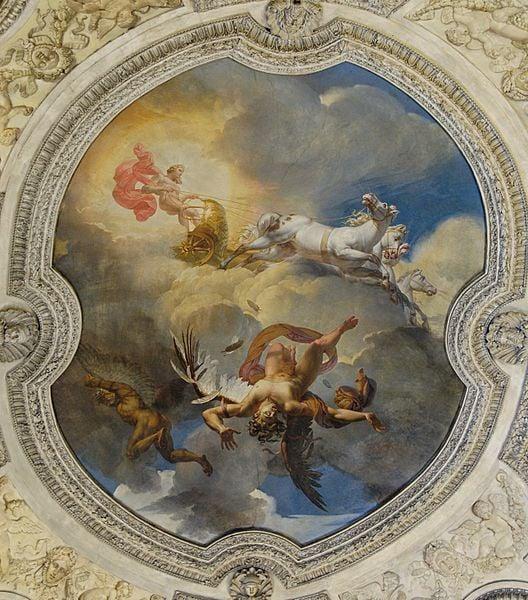 Tìm hiểu nghệ thuật Phục Hưng – Kỳ IV: Icarus - Mộng tưởng chinh phục bầu trời