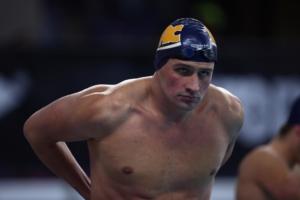 Vận động viên bơi lội của Mỹ Ryan Lochte