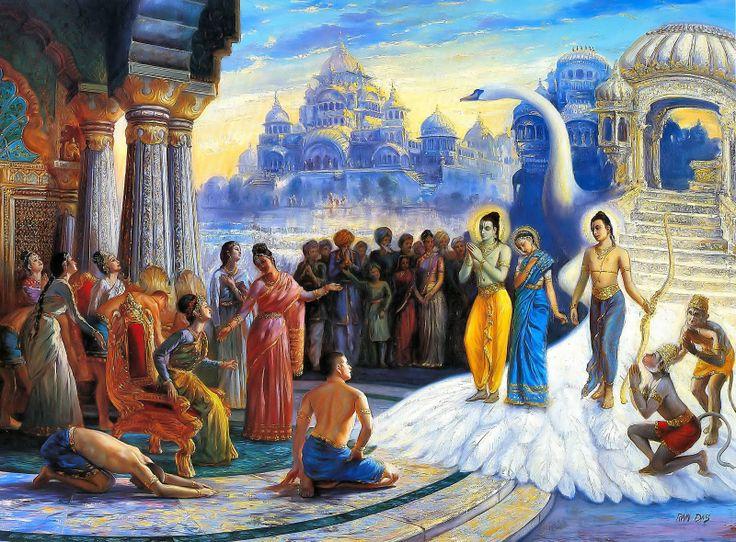 Câu chuyện chưa kể về nàng Sita thủy chung thuần khiết trong sử thi Ramayana