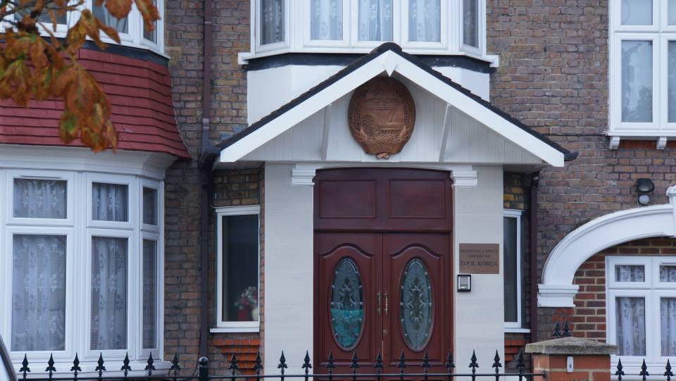 Đại Sứ quán Bắc Hàn ở London