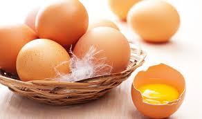 Trứng giàu dinh dưỡng, lành và dễ chế biến (Ảnh: Internet)