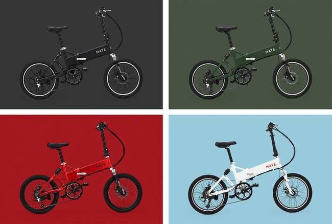 (Ảnh: MATE bike)
