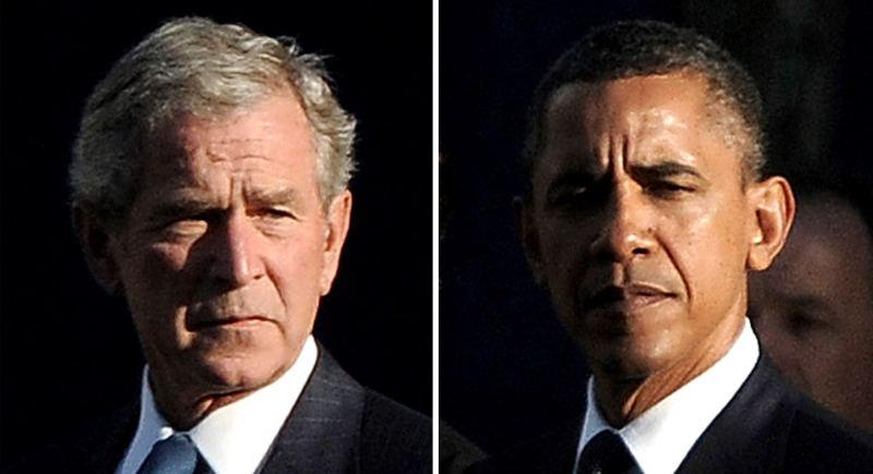 Vị thế của Mỹ trước và sau nhiệm kỳ của 2 đời tổng thống có thay đổi mạnh mẽ trên trường quốc tế