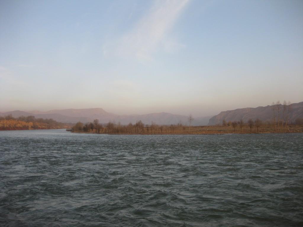 Lưu vực Quan Đình gần Lạc Gia (Ảnh: Ngô Thanh Long)