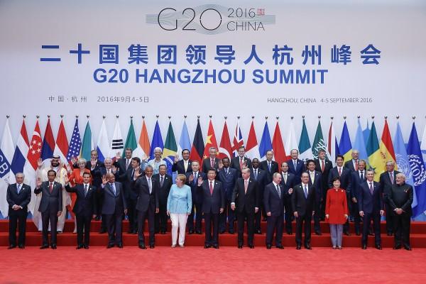 G20 hang chau