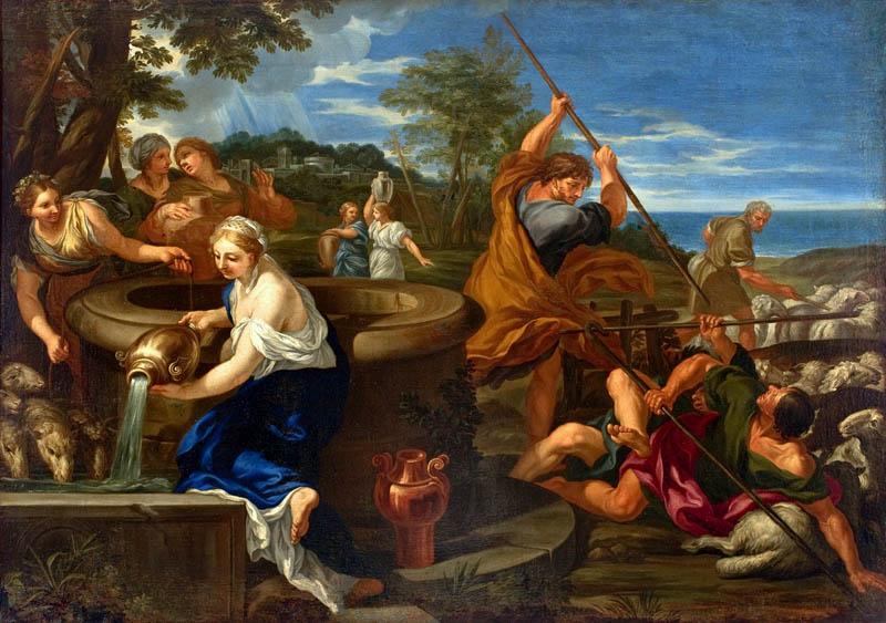 Tìm hiểu nghệ thuật Phục Hưng – Kỳ VI: Truyền thuyết Moses rẽ nước Biển Đỏ