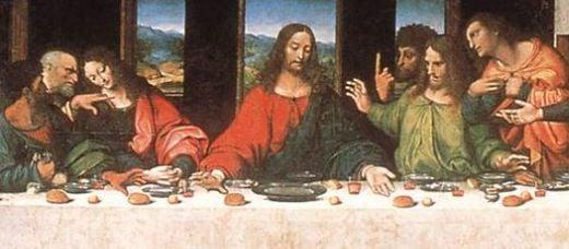 """Nghệ thuật Phục Hưng kỳ V: Leonardo da Vinci và """"Bữa tiệc cuối cùng"""""""