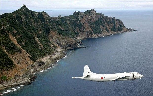 Hòn đảo Senkaku/Điếu Ngư đang trong tranh chấp giữa Nhật Bản và Trung Quốc