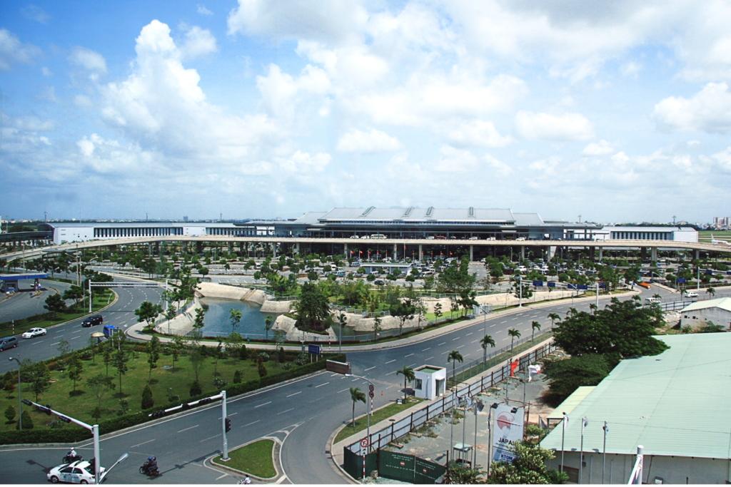 Sân bay quốc tế Tân Sơn Nhất. (Ảnh: hochiminhcityairport.com)