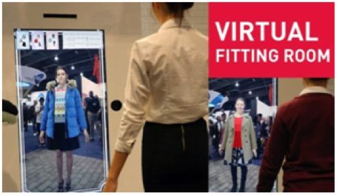 Ứng dụng phòng thử đồ ảo với công nghệ AR