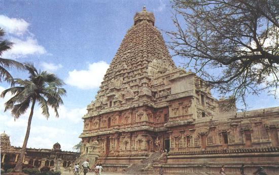 Kim tự tháp bậc thang rất cao ở Ấn Độ. (Indtravel)