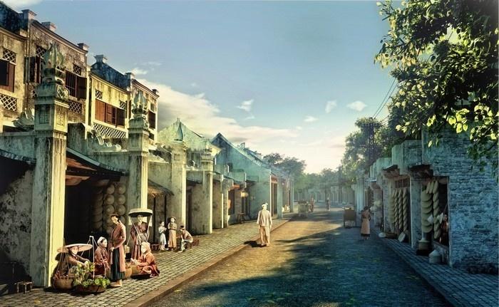 Tìm lại nét thanh lịch Hà Nội xưa