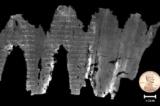 Phần mềm chụp quét ảo giải mã cuộn giấy kinh thánh cổ đại (Video)