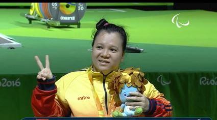 dang thi linh phuong gianh huy chuong dong tai paralympic rio 2016
