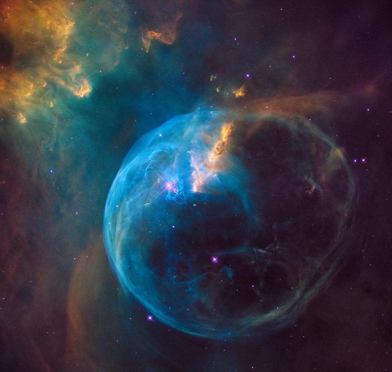 10 tấm ảnh vũ trụ ấn tượng nhất trong bộ sưu tập ảnh chọn lọc của NASA