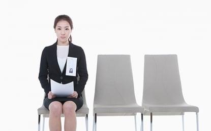 Kết quả hình ảnh cho tư thế ngồi phỏng vấn