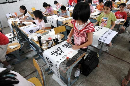 Trung Quốc: Người dân đang dần quên cách viết chữ Hán