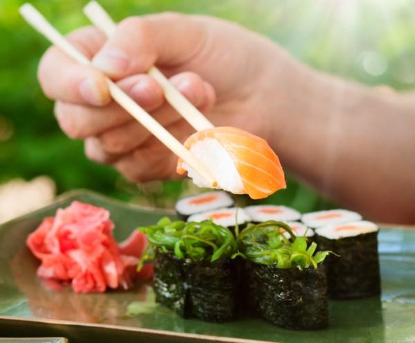 Người Nhật và văn hóa đũa